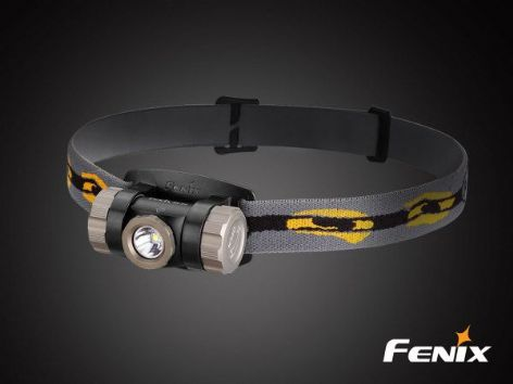 Fenix HL25 Headlamp - Black/Grey